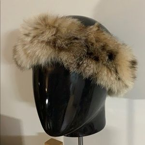 Accessories - Genuine Fur headband